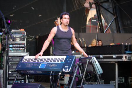 Derek Sherinian Rock Star Picture