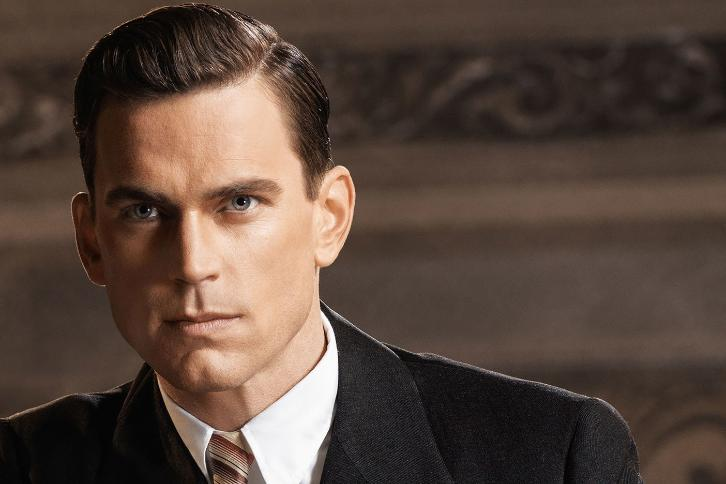 The Last Tycoon - Ordered to Series by Amazon