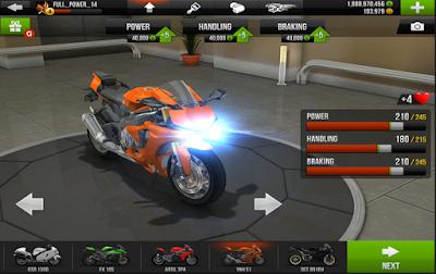 Download Traffic Rider v1.2 Mod
