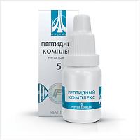 Пептидный комплекс №5 — для костной ткани