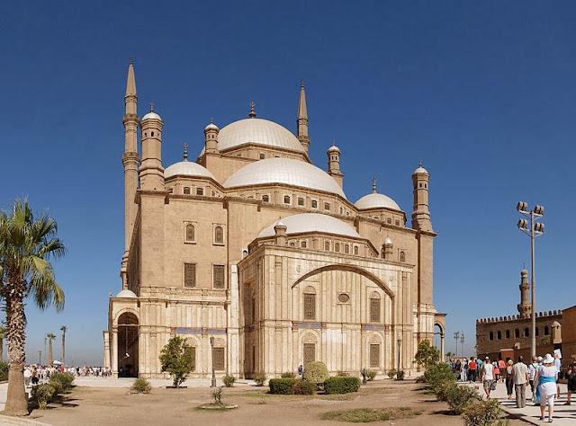 Kahire Mehmet Ali Paşa Cami
