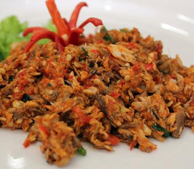Resep Ikan Tongkol Sambal Matah