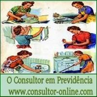 A Dona de Casa na Previdência Social.