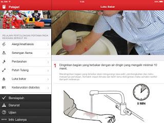 aplikasi PMI First Aid