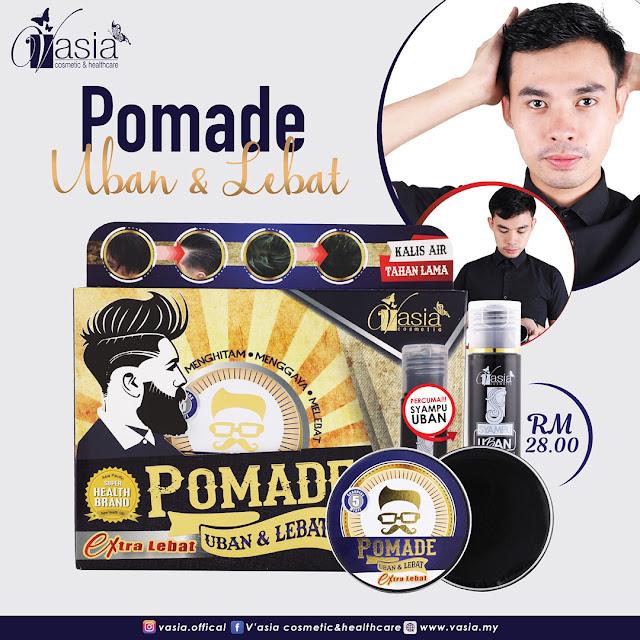 Pomade Uban & Lebat V'asia