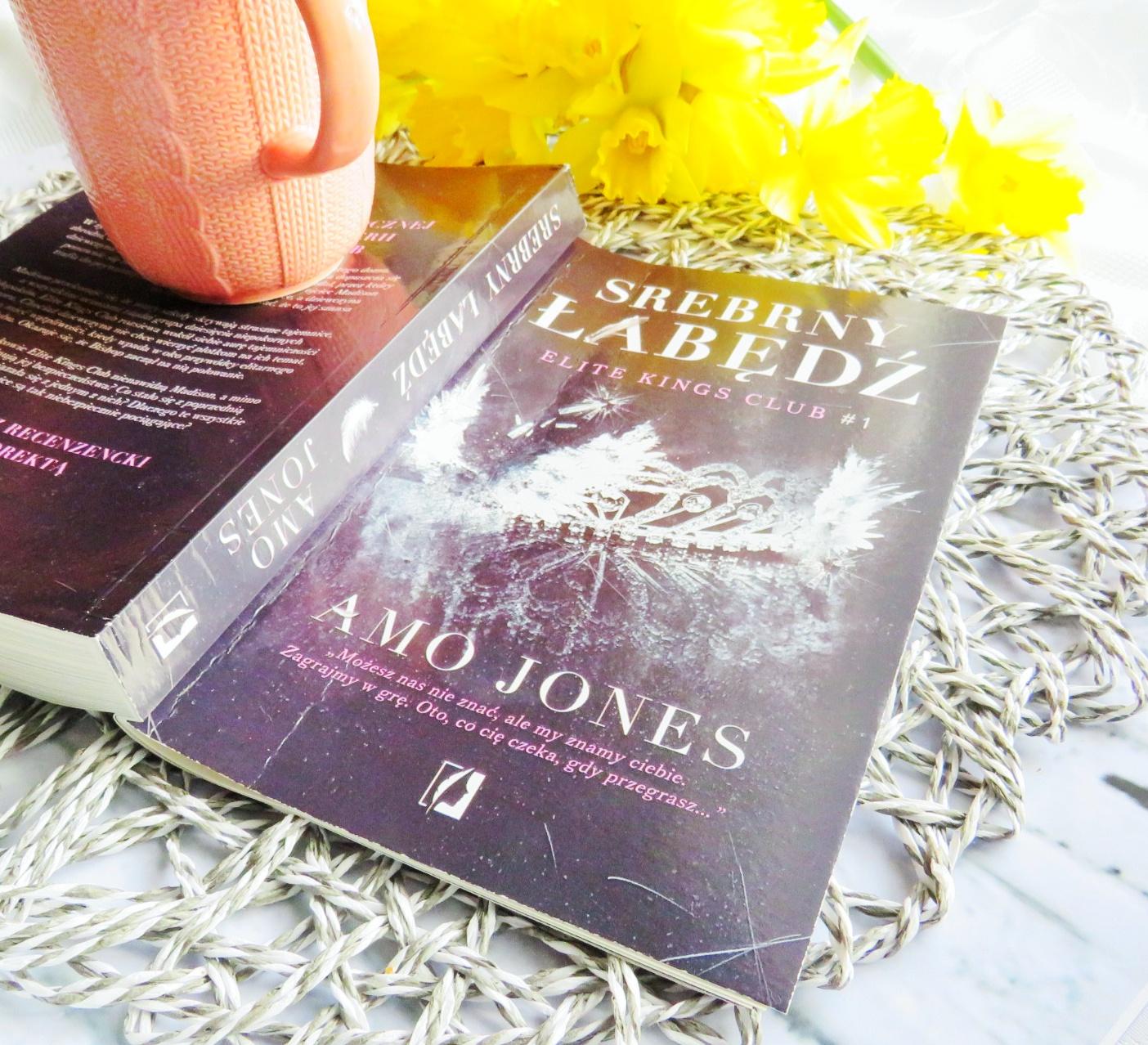 Srebrny łabędź - Amo Jones - recenzja