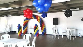 decoracion-con-globos-de-colores-lego-recreacionistas-medellin-3
