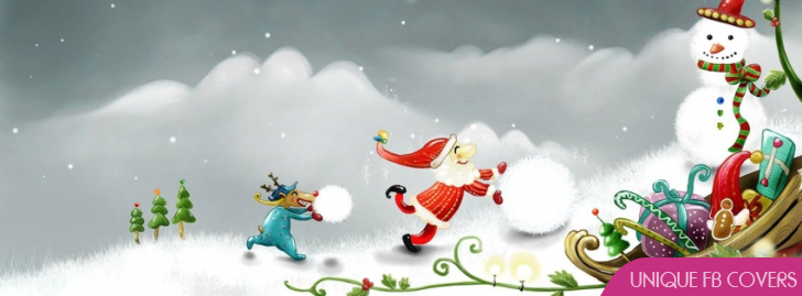 Prepare For Christmas facebook cover photos and Twitter Image