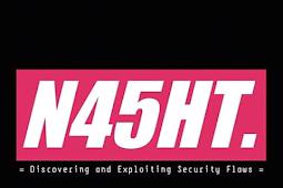 N45HT | Noesantara 1945 Hacker Team