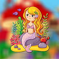 AvmGames Save The Mermaid Walkthrough