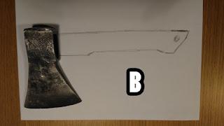 mini axe handle