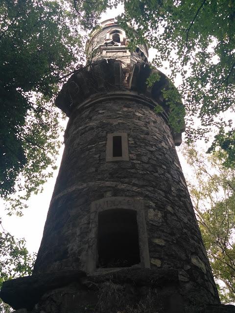 Wieża Bismarcka, Jańska Góra, Piotrówek, Wrocław
