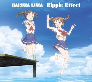 春奈るな Ripple Effect 歌詞 TVアニメ「はいふり」 ED