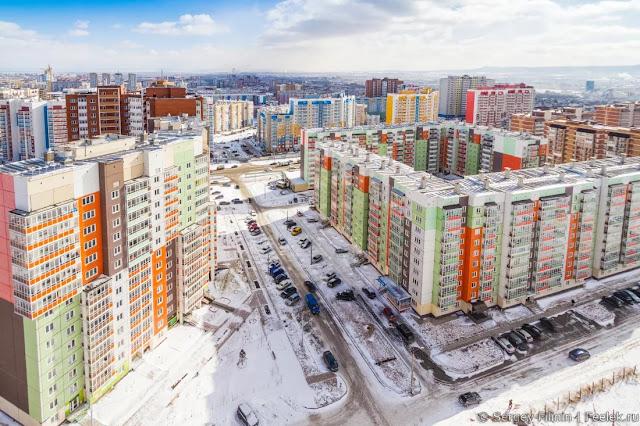 Покровский Красноярск