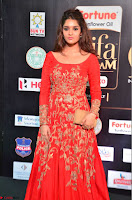 Ritika in sindoori Red Dress at IIFA Utsavam Awards 2017  Day 2  Exclusive 16.JPG