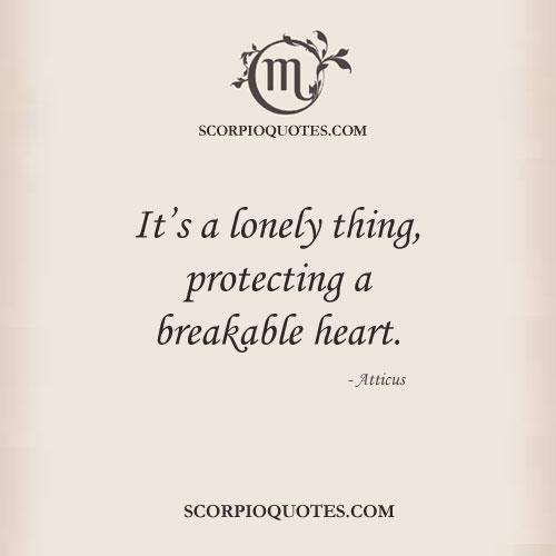 Scorpio Emotion Quotes #1