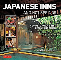 Japanese Inns & Hot Springs Book Review.