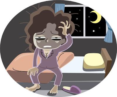 7 Akibat Kurang Tidur Bagi Kesehatan Tubuh