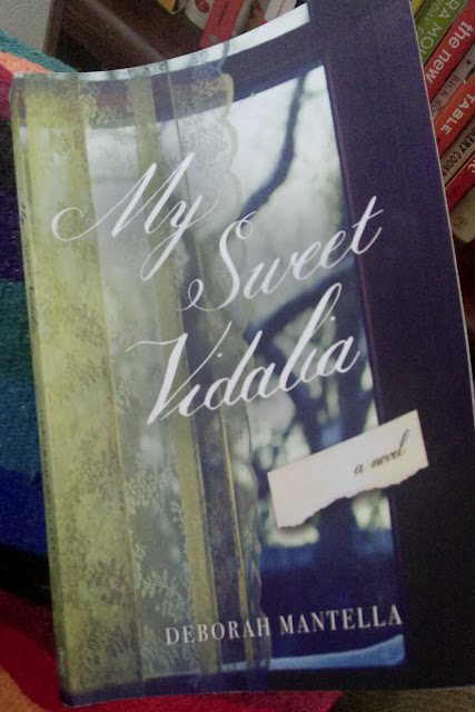 My Sweet Vidalia | #TLCBookTour