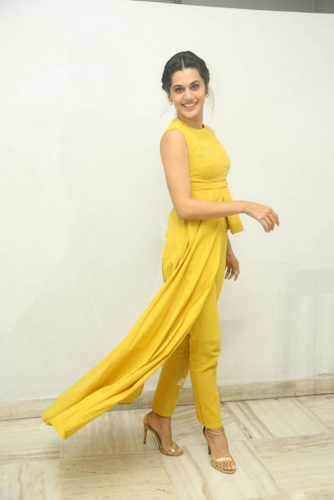 Taapse At Anando Brahma Movie Motion Poster Launch