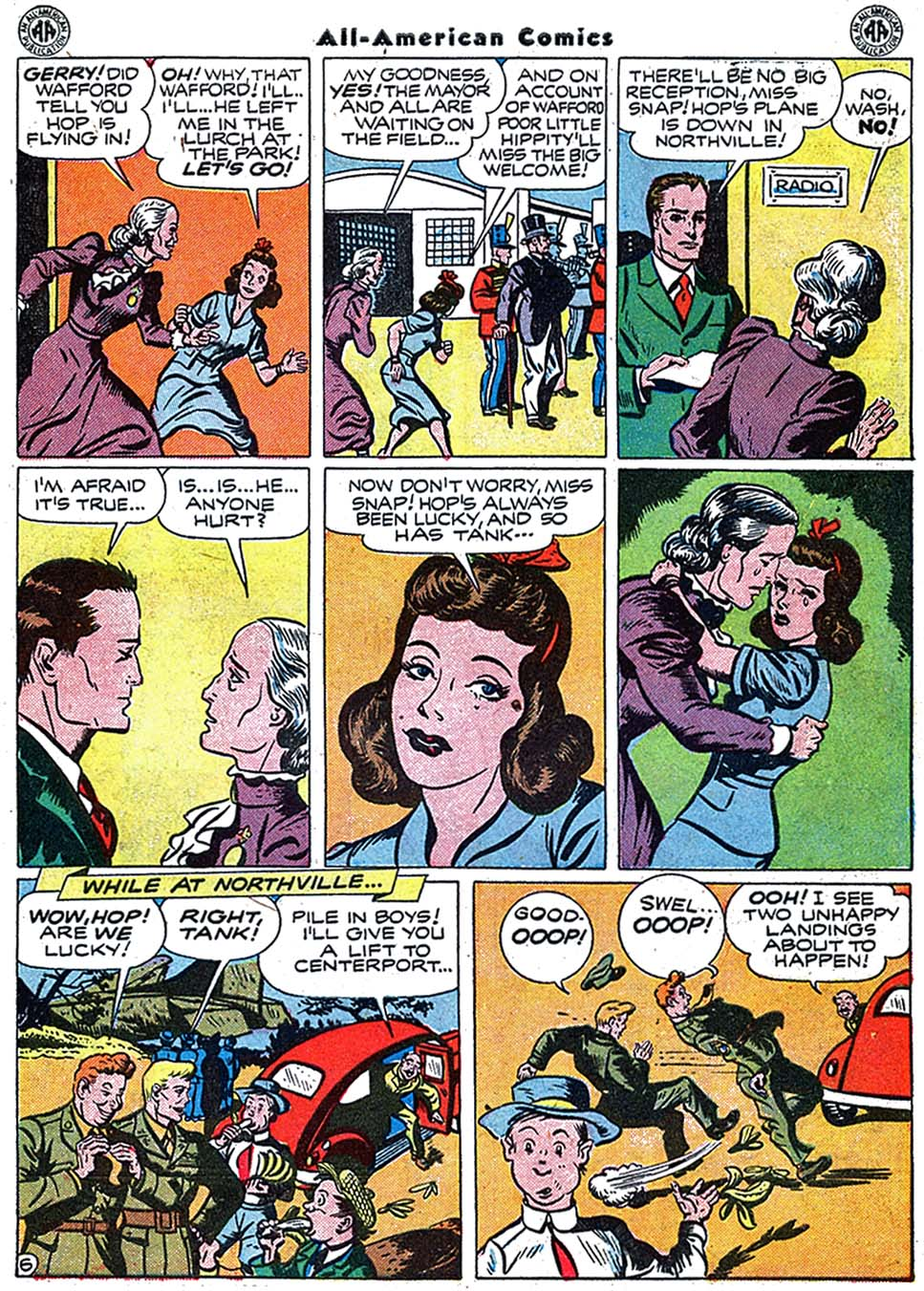 Read online All-American Comics (1939) comic -  Issue #67 - 47