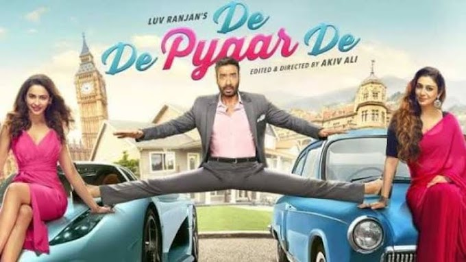 De De Pyaar De Worldfree4u Movie download world4ufree De de pyar de full movie