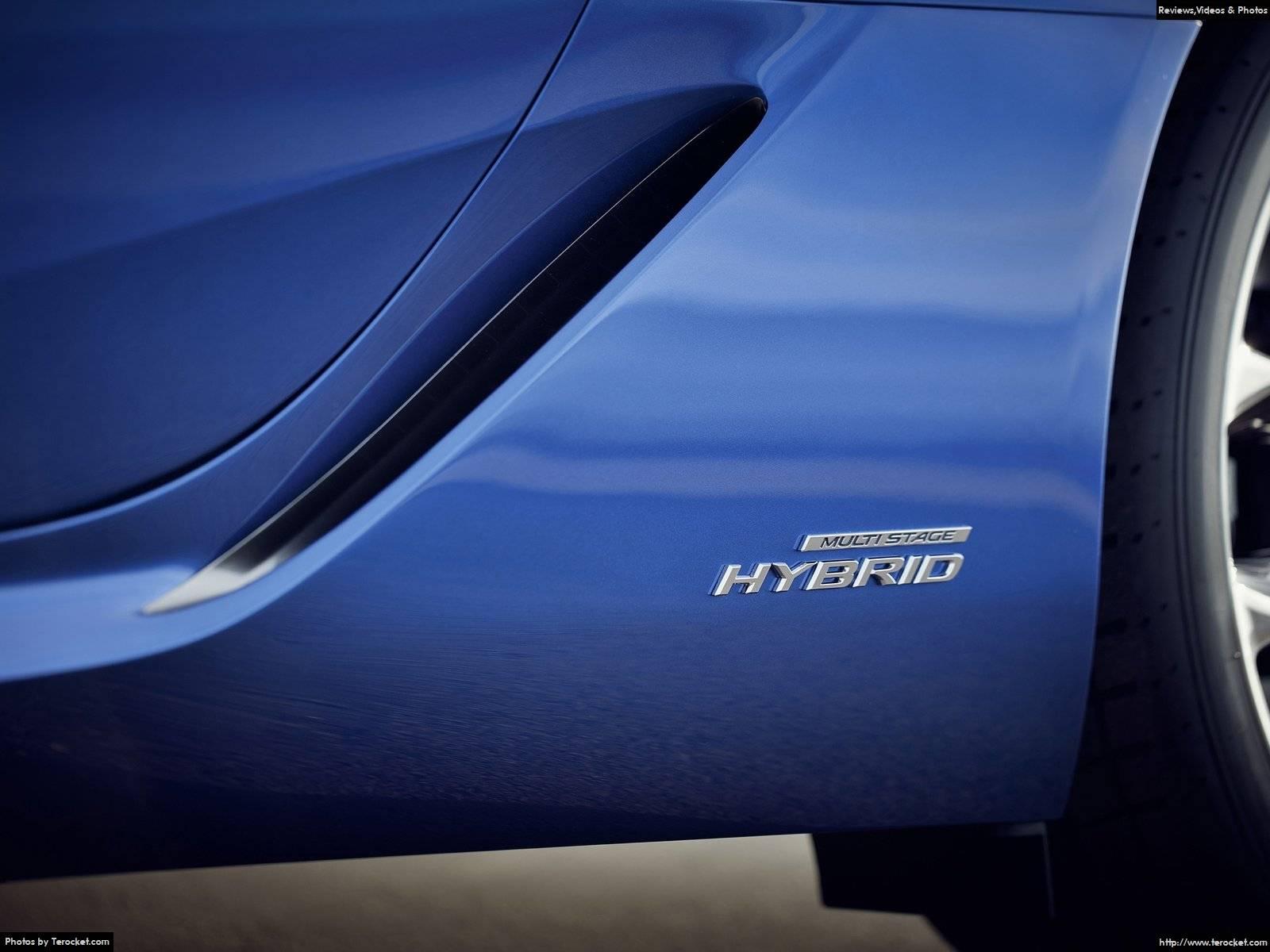 Hình ảnh xe ô tô Lexus LC 500h 2017 & nội ngoại thất