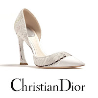 CHRISTIAN DIOR Dress and CHRISTIAN DIOR Pumps