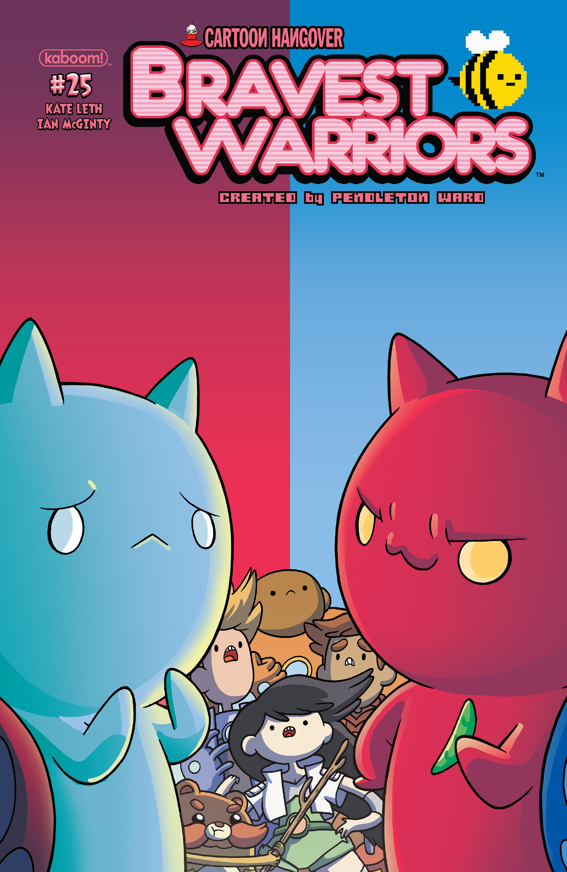 Bravest Warriors 25 Page 1