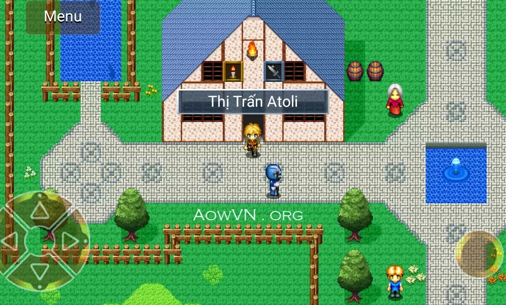 AowVN GAMES%2B%252827%2529 - [ HOT ] RPG Eve of the Genesis Việt Hoá | Game Android - Kỷ Nguyên Hắc Ám