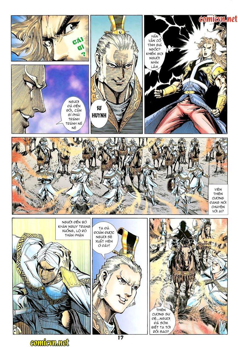 Đại Đường Uy Long chapter 90 trang 17