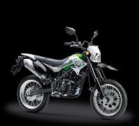 Kredit Motor Kawasaki D-Tracker 150 Green