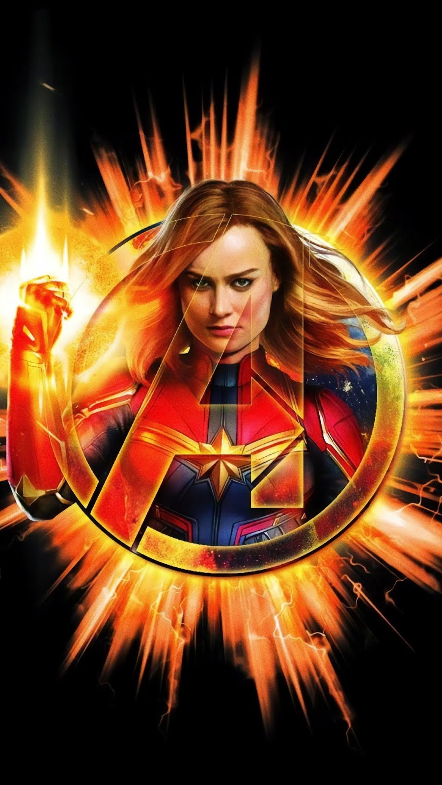 Captain Marvel Hd Wallpapers Download In 4k Latest Wallpapers