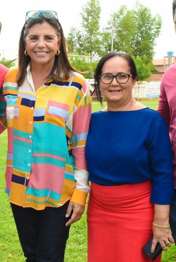 Ex-prefeita Belezinha se articula para sair como candidata a deputada estadual.