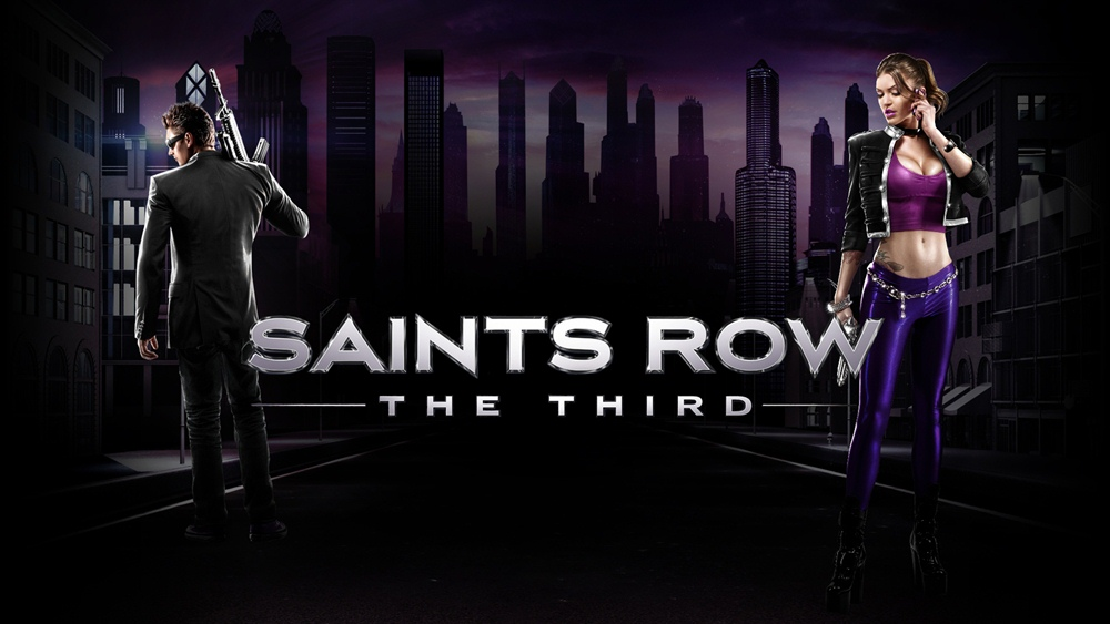 Saints Row The Third Download Poster