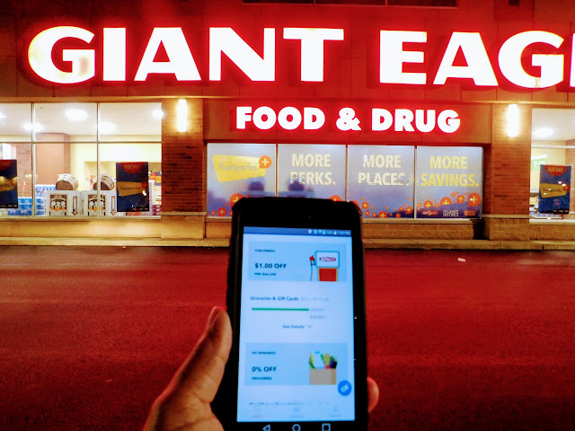 There's a @GiantEagle App for #GiantEaglePerks