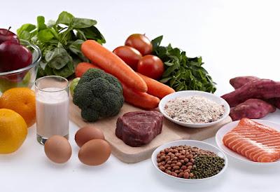 Makanan Yang Membantu Menurunkan Berat Badan