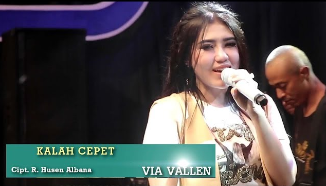 Video Dan Lirik Lagu Kalah Cepet Via Vallen Om Sera
