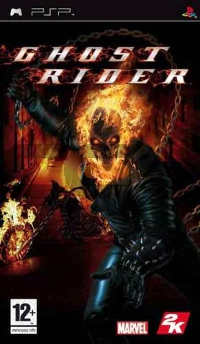 Download Ghost Rider PSP