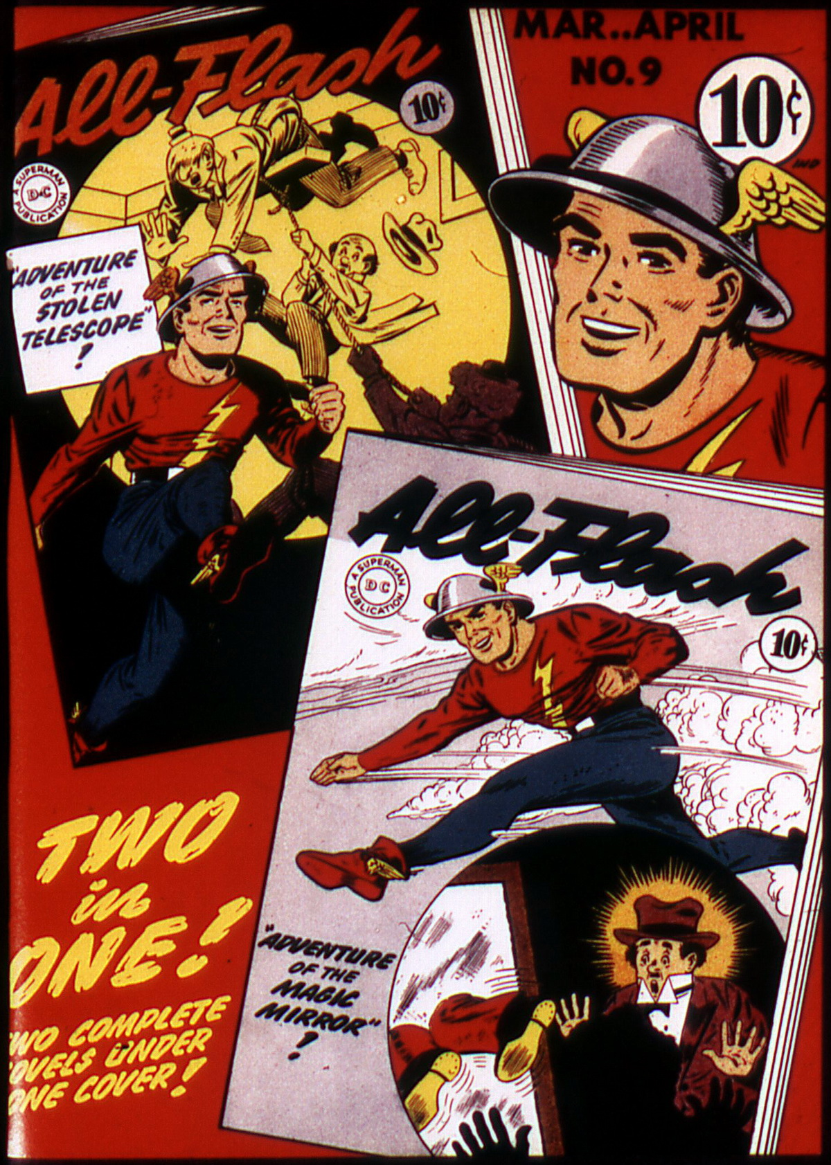 All-Flash issue 9 - Page 1
