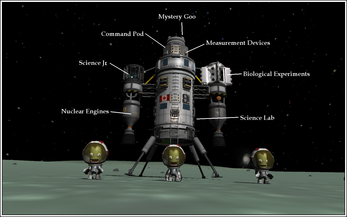 kerbal space program schematics - photo #5