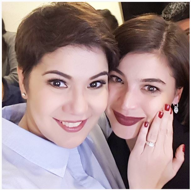 LOOK: Anne Curtis Shows Off Her Engagement Ring In A Photo! #ErwanAndAnne Is Really Happening!