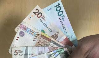 A la espera del aumento del salario minimo