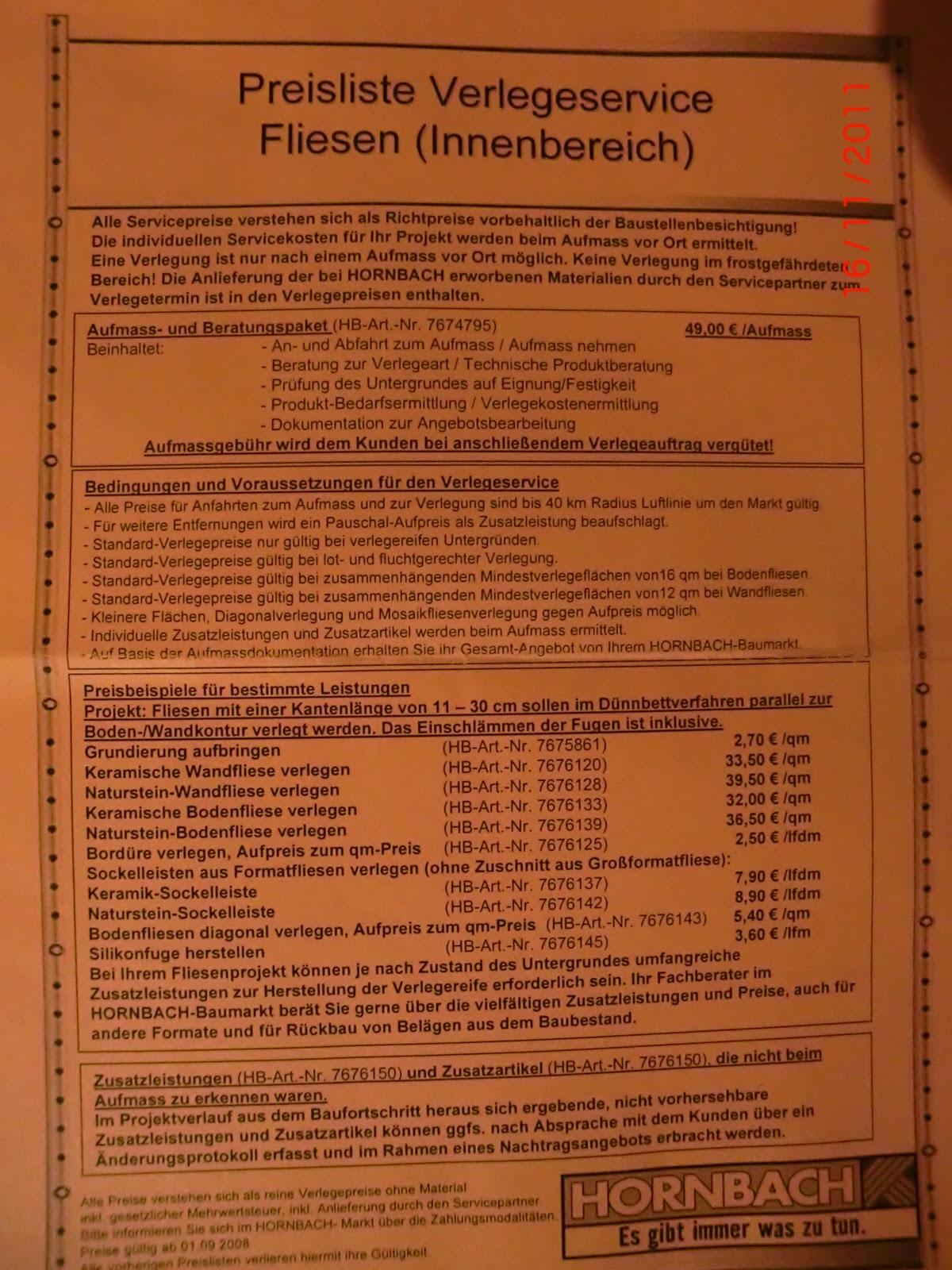 Was Kostet Fliesenlegen : fingerhaus vio 300 was kostet fliesenlegen ~ A.2002-acura-tl-radio.info Haus und Dekorationen