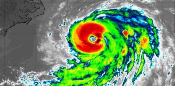Otro huracán se forma en el Atlántico