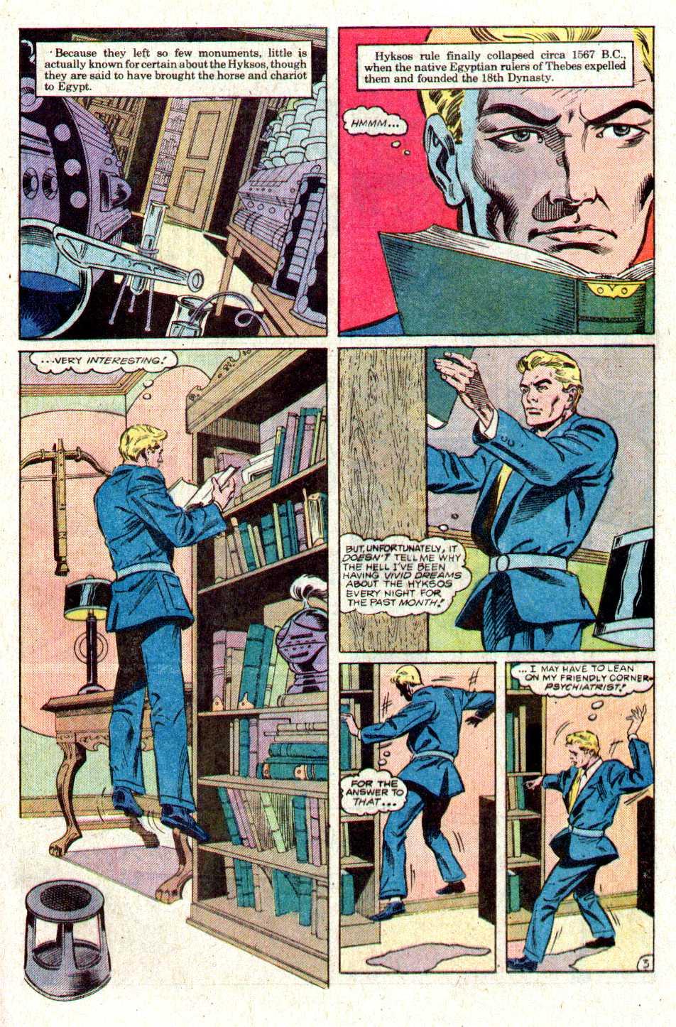 Read online Secret Origins (1986) comic -  Issue #11 - 20