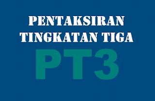 tarikh keputusan pt3