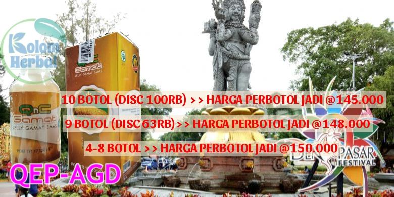 Agen Qnc Jelly Gamat Di Denpasar