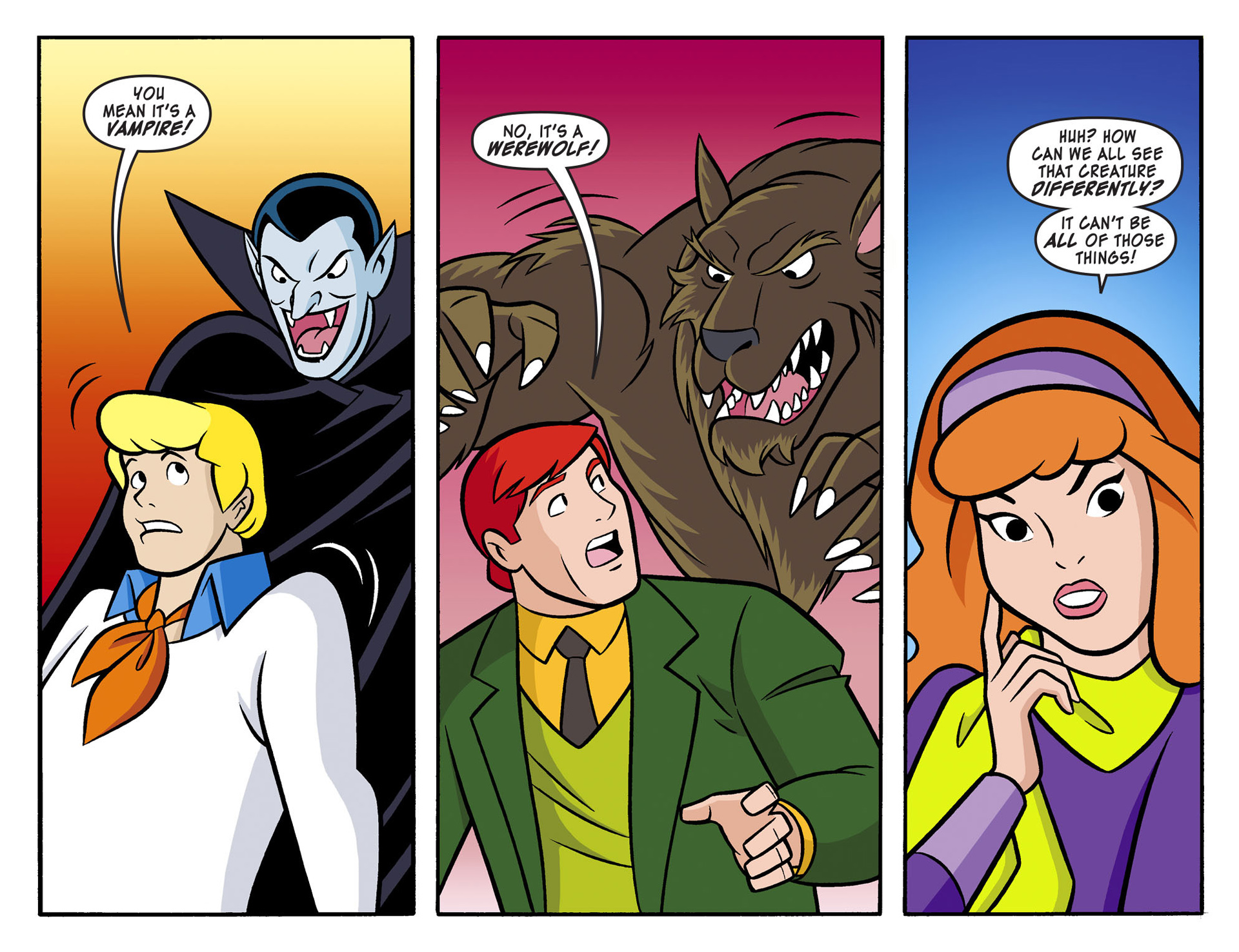 Read online Scooby-Doo! Team-Up comic -  Issue #4 - 8
