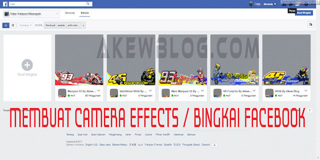 Camera Effects Facebook